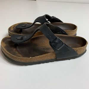 Birkenstock Sandals Black Size 39